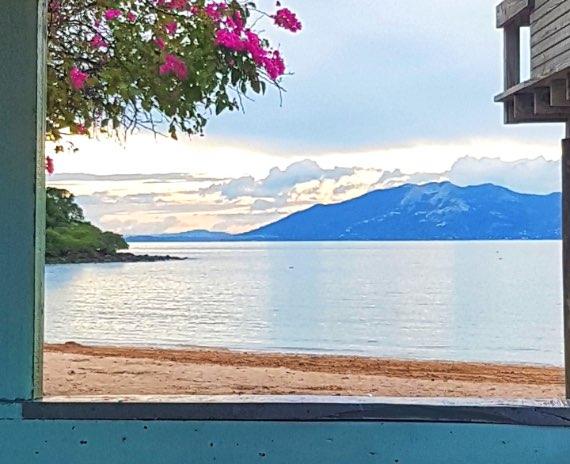 Island of Flowers, Taboga Island Panama